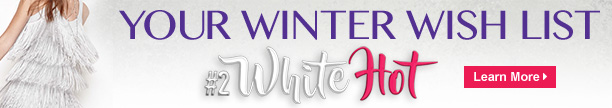 Holiday Wish List - White Hot